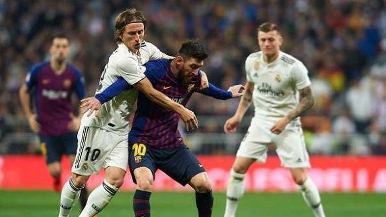 Модрич: Испанският футбол ще загуби престиж, ако Меси напусне Барселона