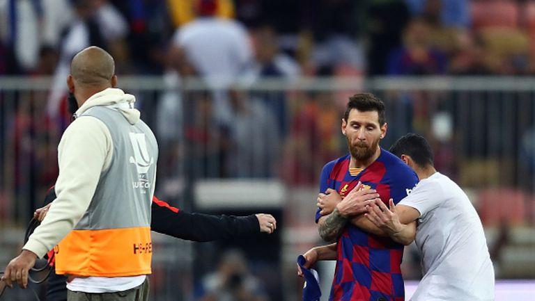 Бащата на Меси потвърди: Лео може и да остане