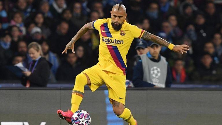 Барселона и Видал са постигнали споразумение