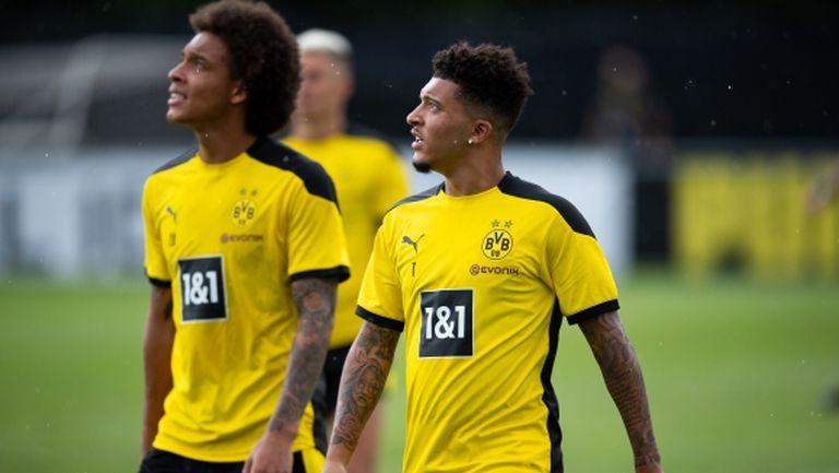 Ман Юнайтед подготвя нова офанзива за Санчо