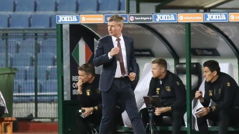 Ирландският треньор: Вие сте добре организиран отбор