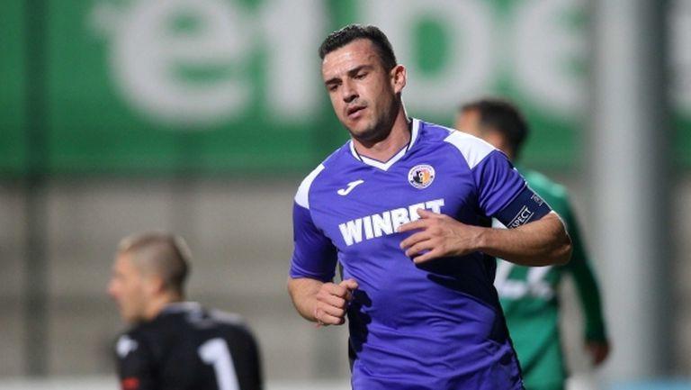 Иван Стоянов: Не е проблем да играя в Трета лига