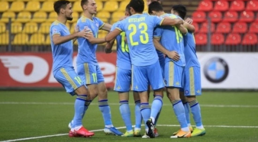 Казахстан с летящ старт в Лигата на нациите