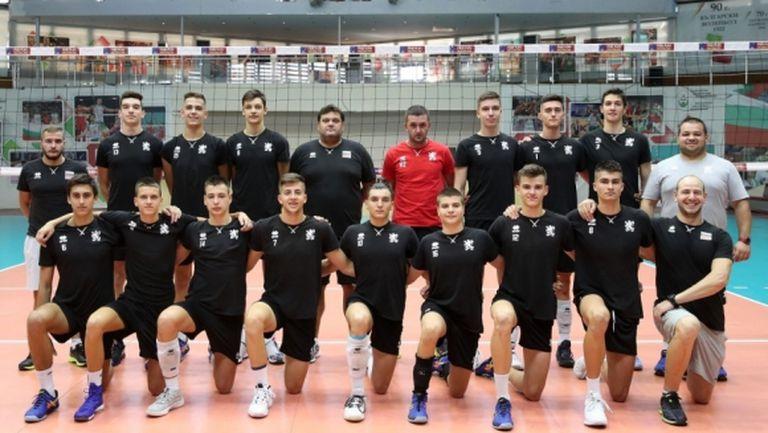 България стартира срещу Белгия на Евроволей 2020