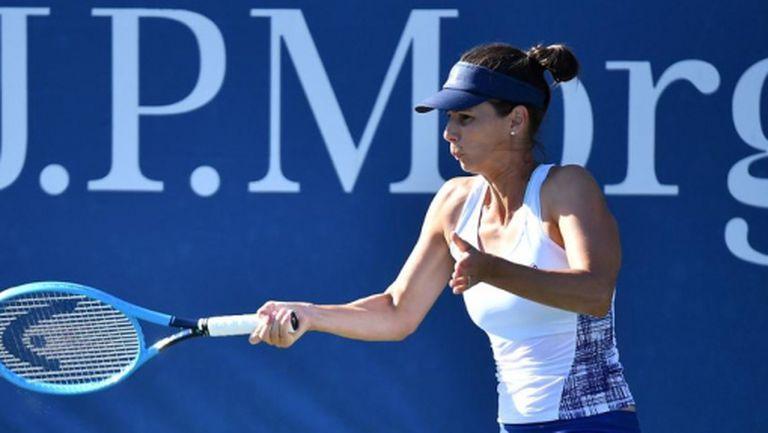"""Сайтът на WTA определи завръщането на Пиронкова като """"феноменално"""""""
