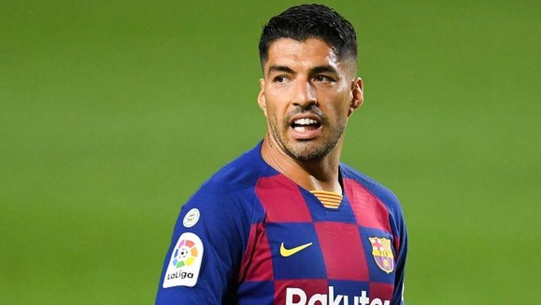 Луис Суарес е бесен на Барселона, не иска да им спести нито цент