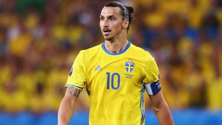 Златан скочи на селекционера на Швеция заради играч на Ювентус