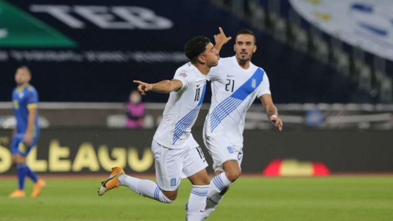 Гърция записа успех срещу Косово