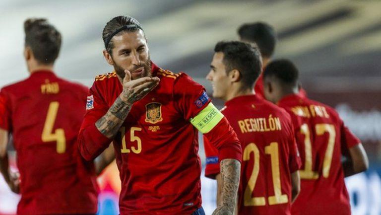 Серхио Рамос: Луис Енрике изгражда силен национален отбор на Испания