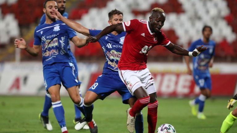 Няколко клуба напират за звездата на ЦСКА-София