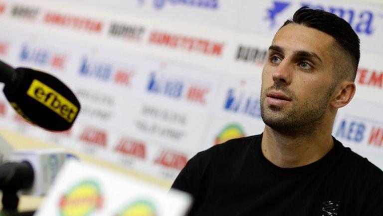 Коконов: Бих се радвал да получа повиквателна за националния отбор (видео)