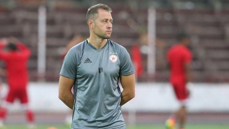 Манчев: Не искам да говоря повече за ЦСКА