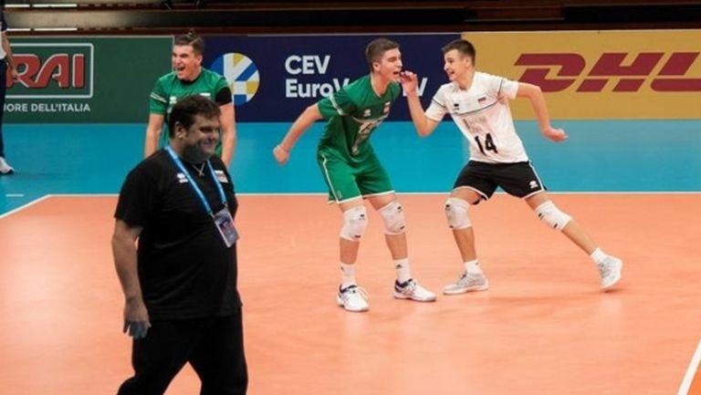 Мартин Стоев: С един мач се класирахме за полуфинал и за световното първенство 2021