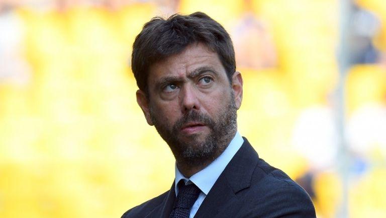 Аниели призна за големи загуби на клубовете заради пандемията