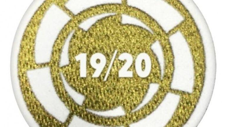 Реал Мадрид сложи шампионска нашивка