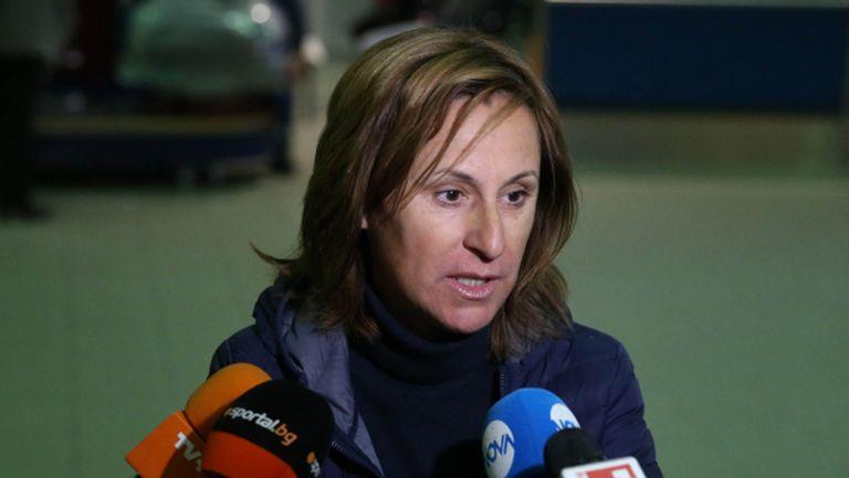 """Капитанът на България за """"Фед Къп"""": Сервисът и форхендът на Пиронкова имат огромно подобрение"""