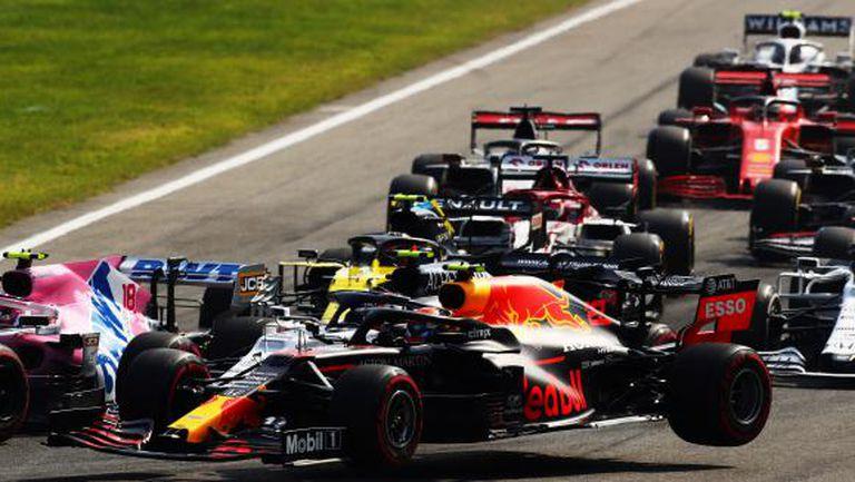 Формула 1 обмисля замяна на квалификациите със спринтово състезание