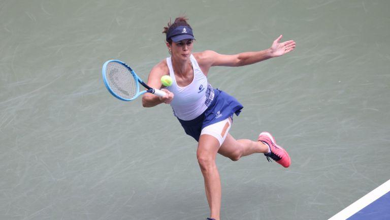 Пиронкова си осигури поне 425 000 долара от US Open