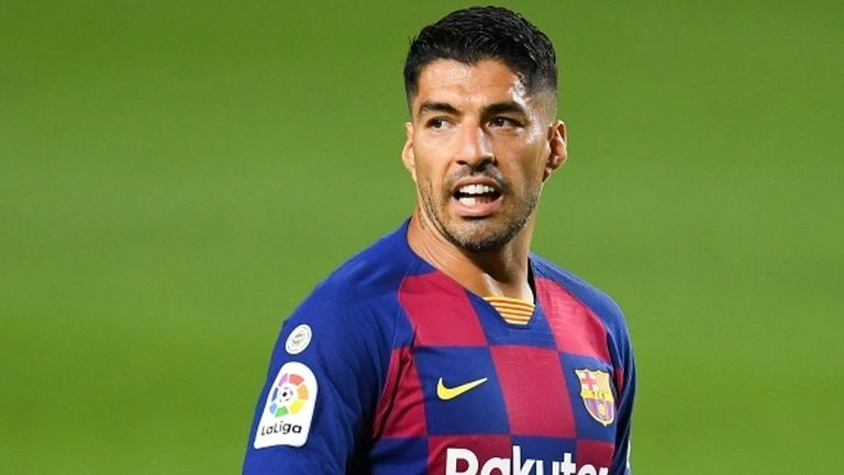 Ювентус и Барселона се приближават към споразумение за Луис Суарес