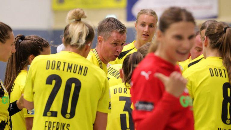 Борусия Дортмунд създава женски футболен отбор