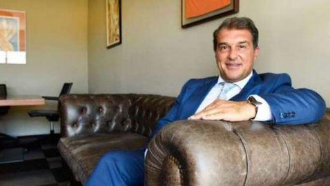 Лапорта ще се кандидатира за президент на Барса