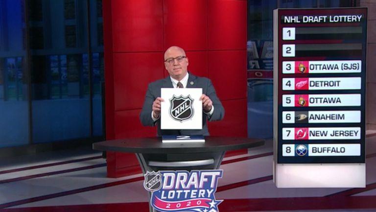 Драфтът в НХЛ ще се проведе на 6 и 7 октомври