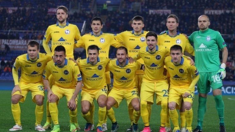 БАТЕ извади от групата за ЦСКА-София протестирал срещу Лукашенко