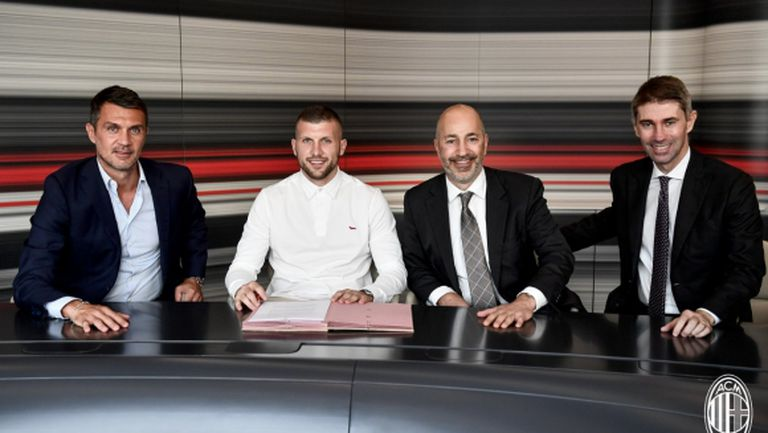 Официално: Милан откупи голмайстора си от миналия сезон