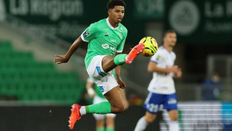 Сент Етиен поведе в Лига 1
