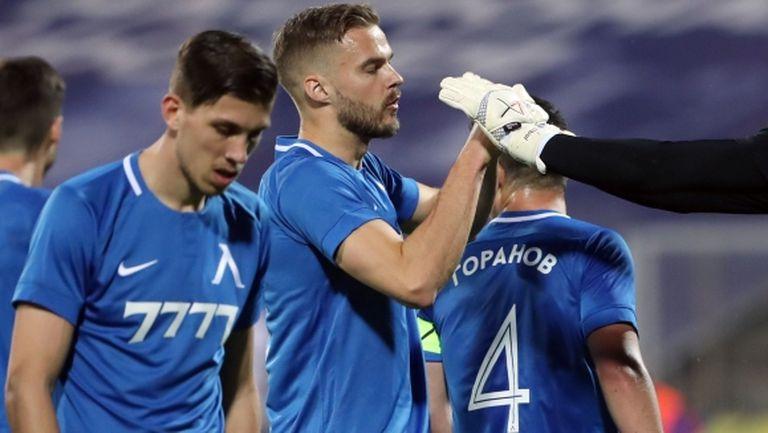 Розенборг може да привлече защитник на Левски