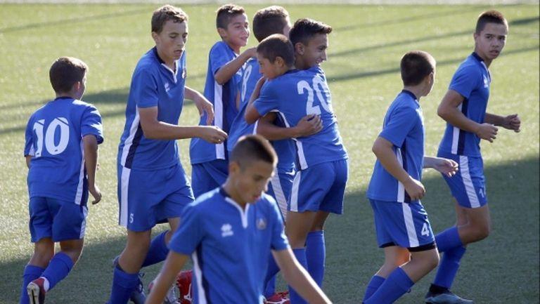 Левски U14 победи ЦСКА-София в първия кръг на Градското първенство