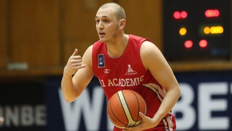 Левски Лукойл взе най-добрия млад играч за изминалия сезон