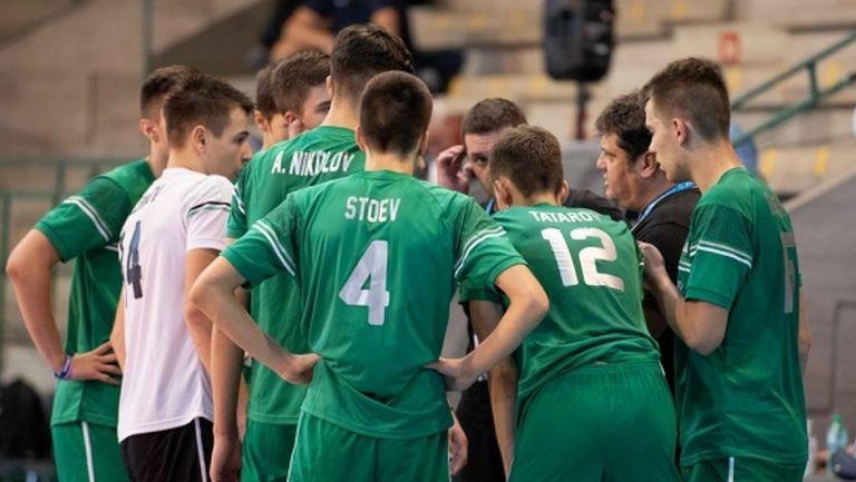 Младите волейболни национали се прибират утре в България