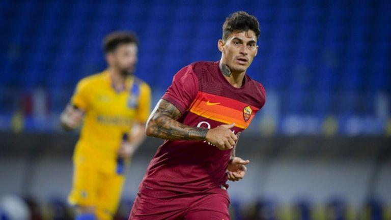 Рома ще бъде без Диего Пероти няколко седмици