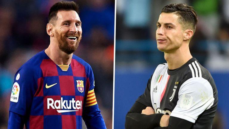 Меси бие Роналдо по доходи