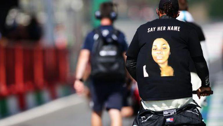 ФИА се отказа от разследването на Люис Хамилтън