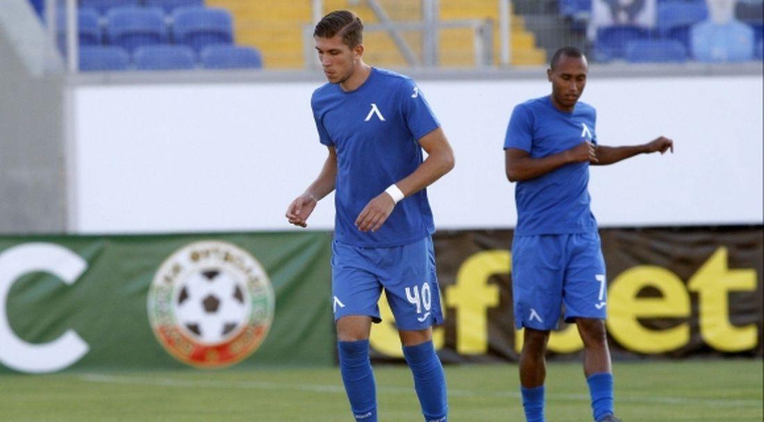 Клуб от Италия близо до звезда на Левски