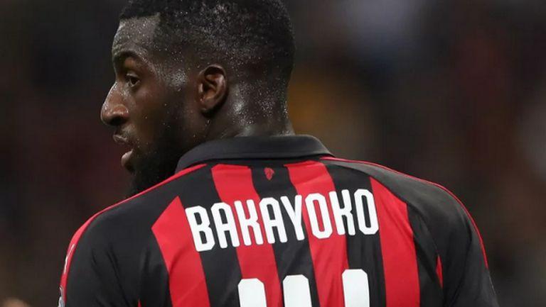 Бакайоко отказа трансфер в Кристъл Палас