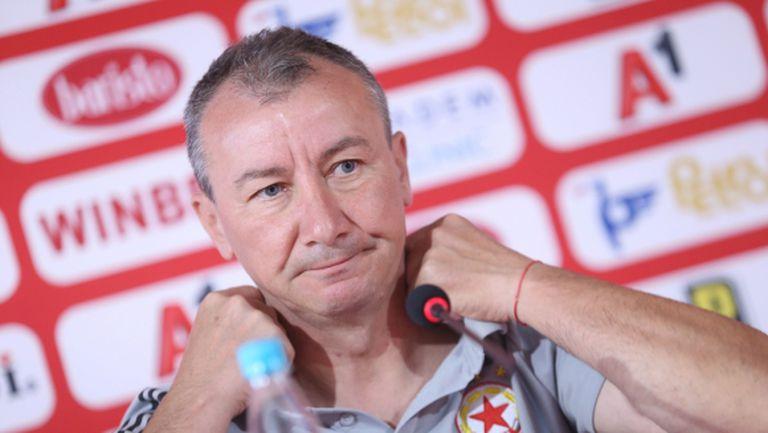 Белчев: Надявам се ние да нарушим традициите, свързани с БАТЕ и българските отбори