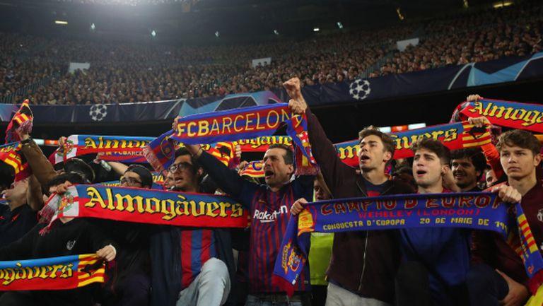Президентът на Барселона ще трепери до последно