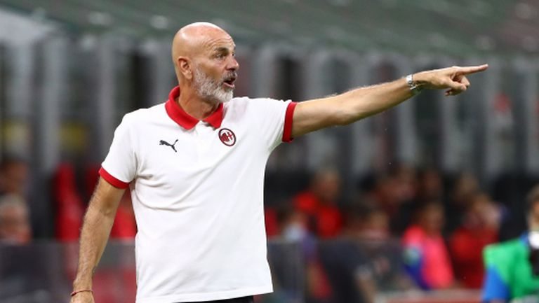 Треньорът на Милан: Съперникът е в по-добра форма от нас