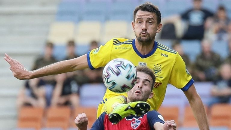 Капитанът на БАТЕ притеснен, не иска да се стига до дузпи с ЦСКА-София