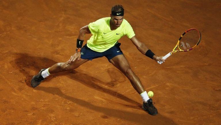 Краля на клея се завърна с експресна победа срещу полуфиналист от US Open