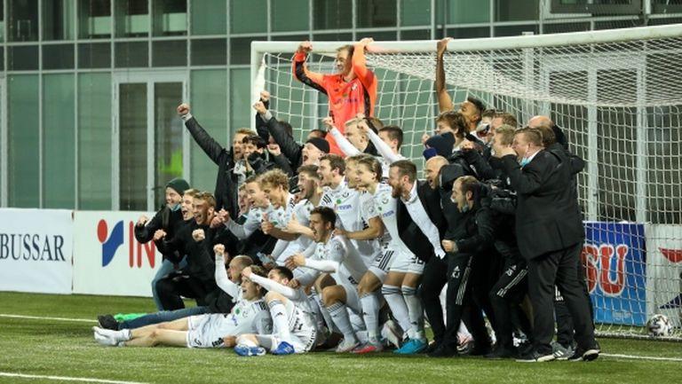ЦСКА-София срещу Б36 Торшавн при победа над БАТЕ