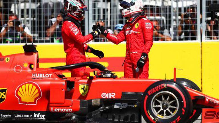 Фетел: Шарл Леклер е бъдещето на Формула 1