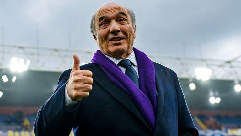 Президентът на Фиорентина заговори за бъдещето на двама от талантите на тима