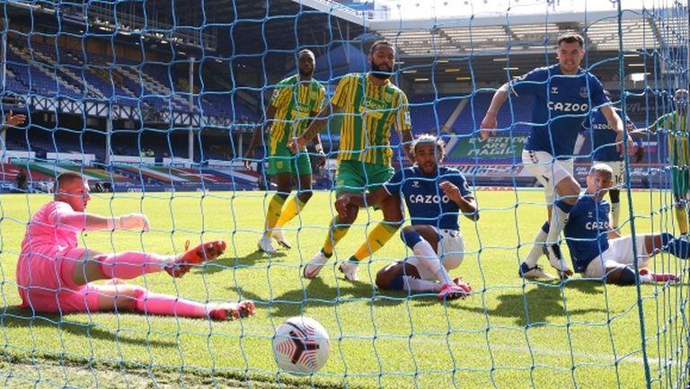 Съботните мачове в Премиър лийг поставиха голов рекорд