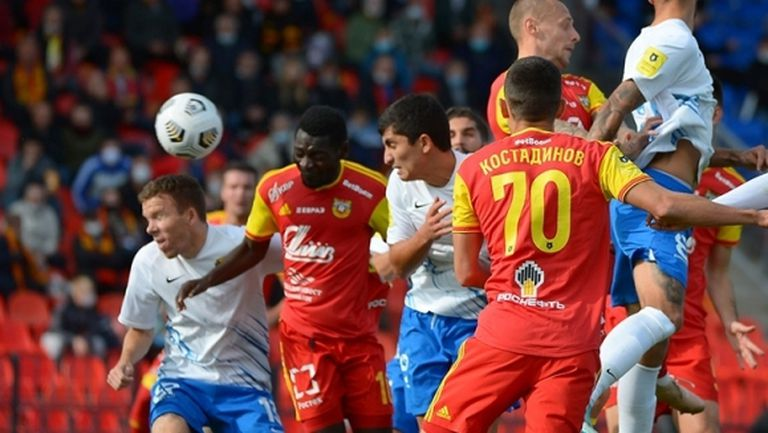Костадинов и Арсенал нанесоха първа загуба на Сочи (видео)