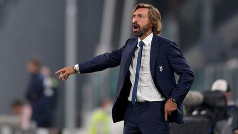 Пирло: Няма да копирам чужди идеи, Роналдо ще почива в някои мачове