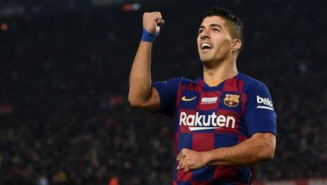 """Атлетико има """"да"""" от Суарес, той обаче настоява за парите си от Барса"""